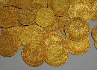 Monete d'oro numismatiche